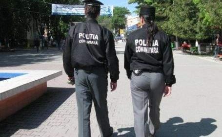 Din cauza concedierilor din MAI, numărul polițiștilor comunitari a crescut îngrijorător