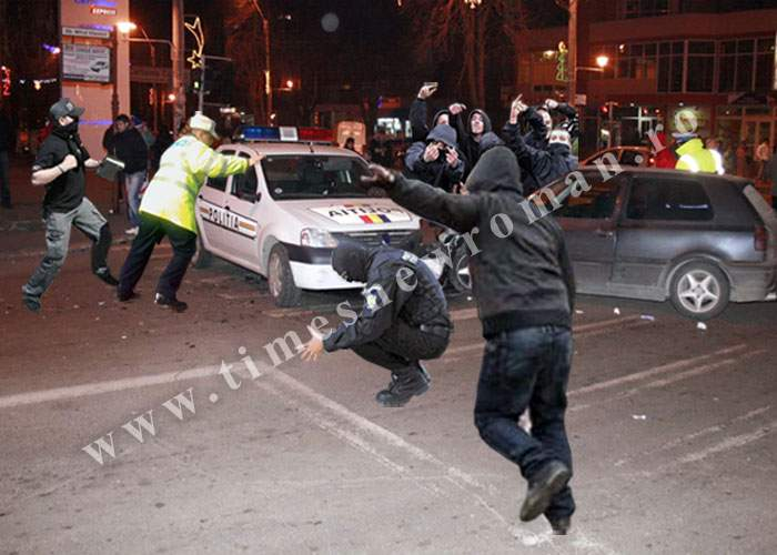 Poliţiştii vor maşini mai performante, ca să fugă de interlopi
