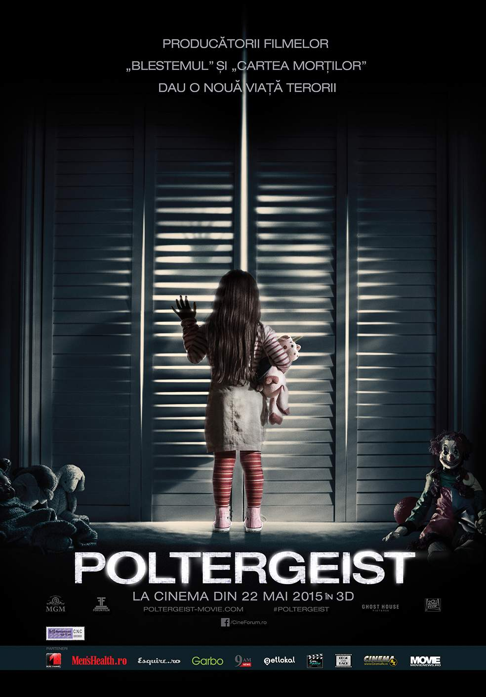Poltergeist (2015) – Repetiția, mama sperieturii?