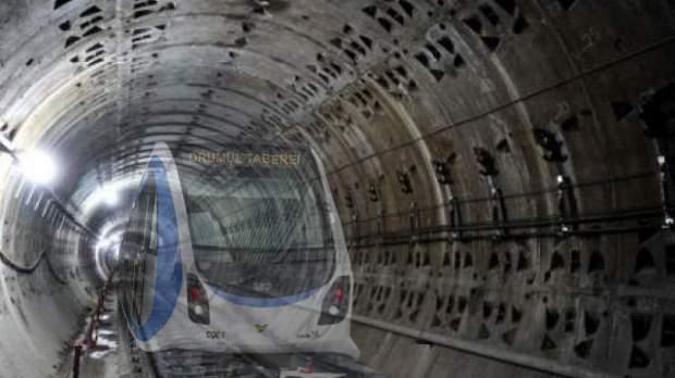 Poltergeist în Drumul Taberei! În tunelul săpat în cartier se aude noaptea zgomot de metrou