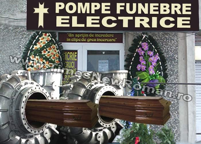 Pompele funebre electrice, ultimul răcnet în materie de înmormântări