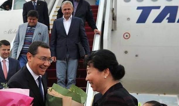 Separatiștii ruși chiar ne urăsc! Deși puteau, n-au doborât avionul cu care Ponta a zburat în China