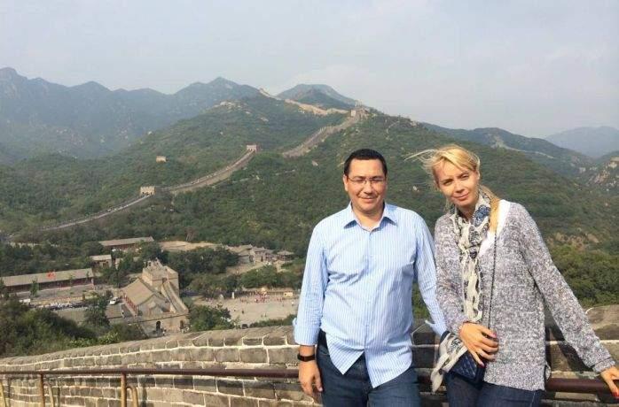 Zece lucruri despre vizita lui Victor Ponta în China