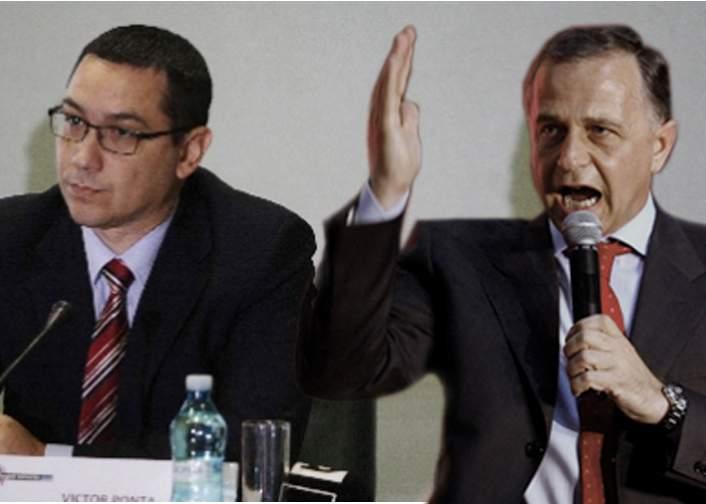 Geoană îl acuză pe Ponta de plagiat: Mă copiază la prostie