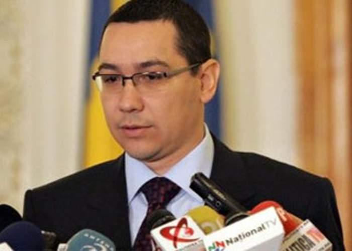 Victor Ponta va numi un ministru pentru economia subterană
