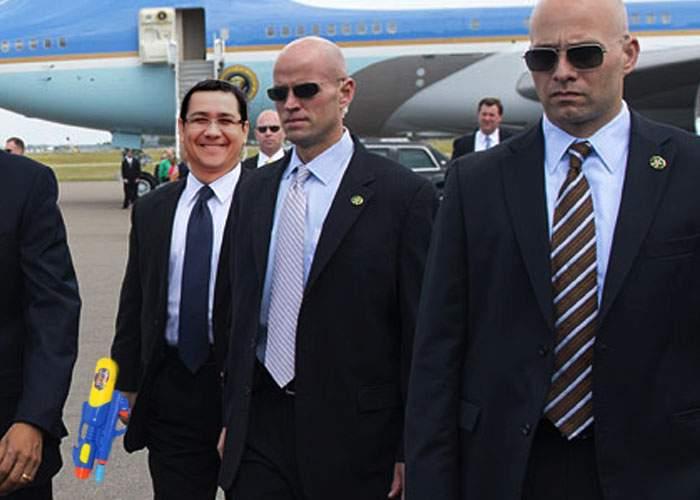 """Presiune internaţională. Ni se cere să desfiinţăm SIE: """"E jenant să ai un agent ca Ponta"""""""