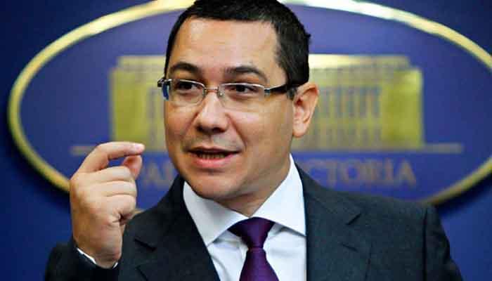 Ponta nu intră în turul doi! 90% din alegătorii lui sunt senili şi vor uita să vină la vot