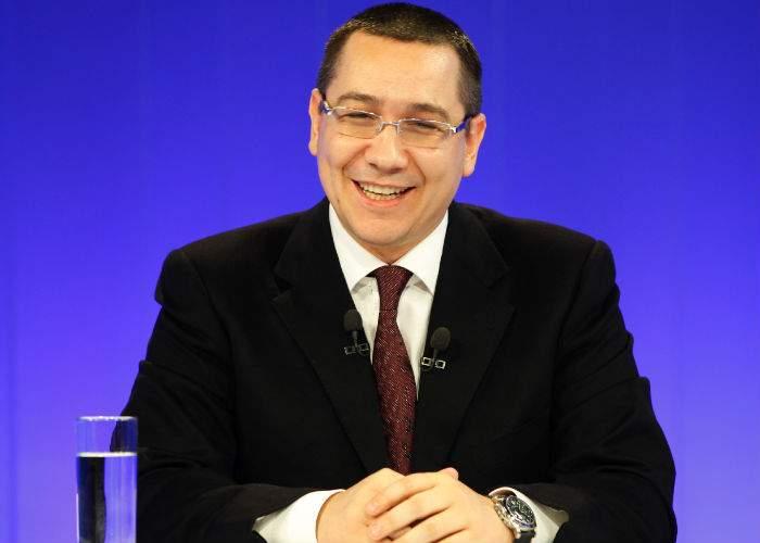 Spiru Haret susţine valorile României. Pentru că Ponta a rămas fără doctorat, i-au dat unul onorific