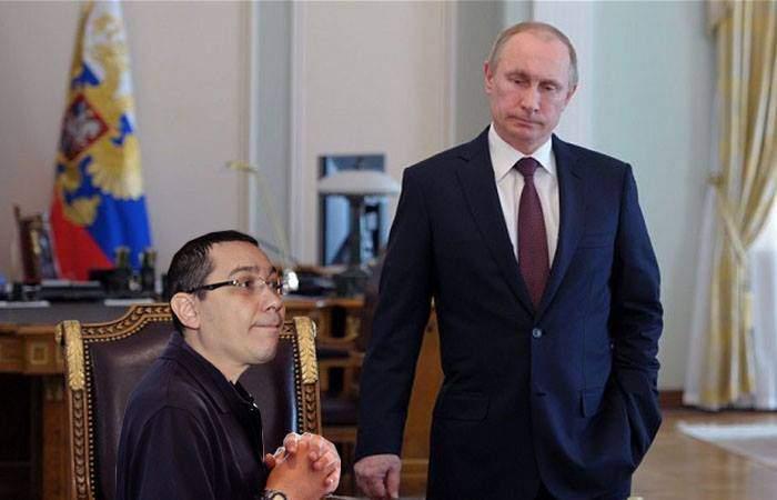 Ponta se operează la genunchi în Turcia. S-a accidentat îngenunchind în faţa lui Putin la Baku