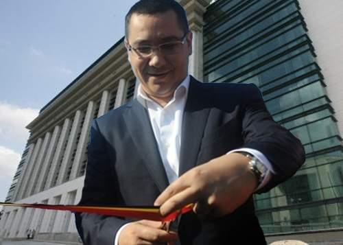 """Ponta își arogă meritele pentru echinox: """"Iată, în mandatul meu ziua a devenit egală cu noaptea"""""""