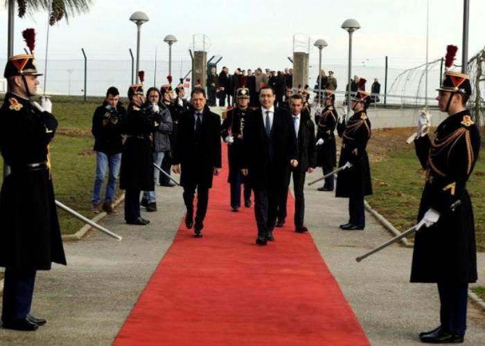 Francezii ne jignesc din nou: L-au tratat pe Victor Ponta cu respect!