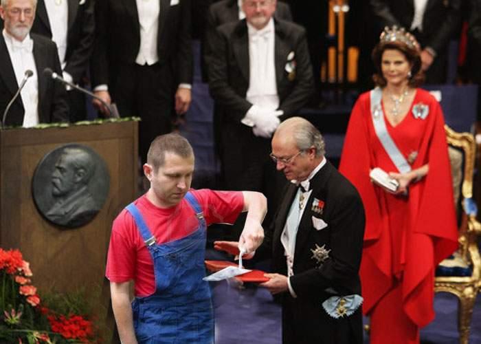 Victor Ponta cere introducerea Nobelului profesional, pentru scriitorii fără facultate