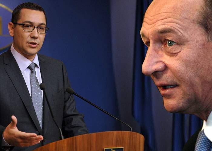 Ponta se răzbună pe Băsescu: Dacă nu mă lasă să cresc acciza la benzină, o cresc pe cea la alcool