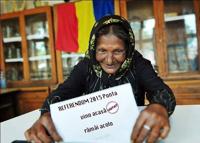 Românii preiau modelul grecesc şi fac referendum: Vrei să se întoarcă Ponta din Turcia?