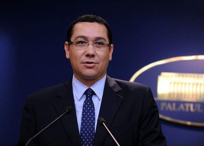 """Victor Ponta se laudă singur """"Guvernul condus de mine a reuşit să schimbe vremea"""""""