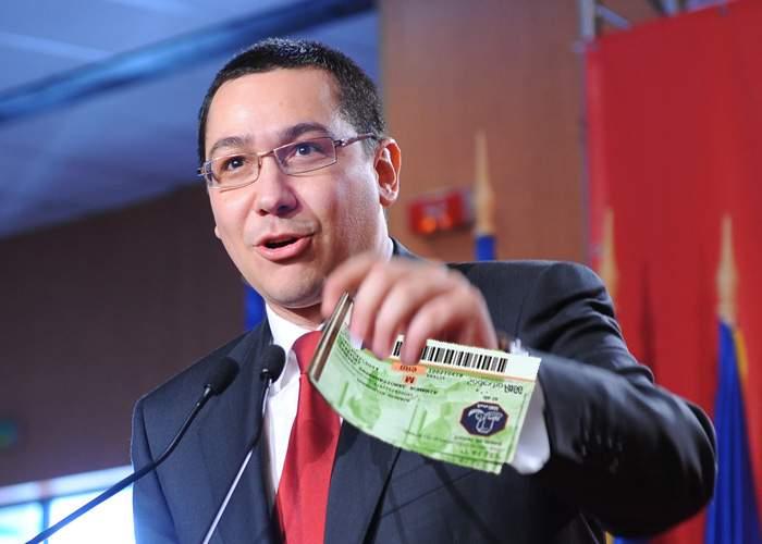România a încercat să achite rata la FMI cu tichete cadou şi bonuri de masă