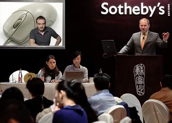 Mouse-ul lui Tony Poptămaș vândut prin Sotheby's pentru 19 milioane de euro