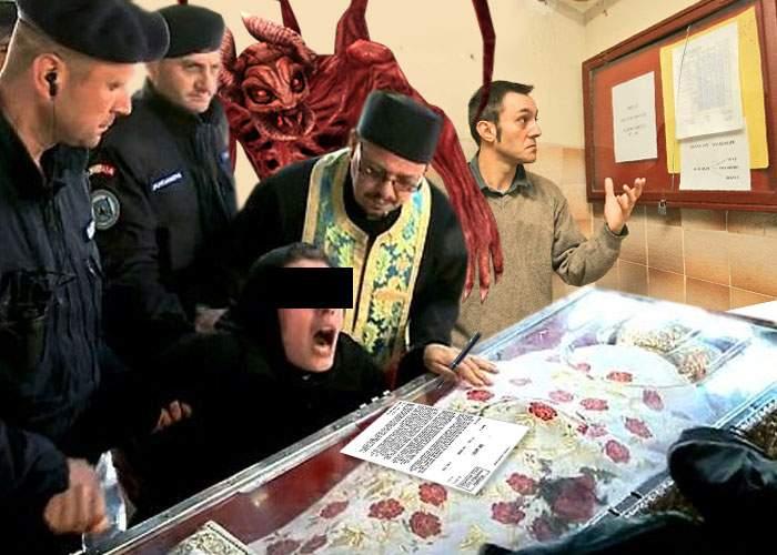 Veşti proaste pentru românii posedaţi! Vor trebui să treacă demonul la întreţinere