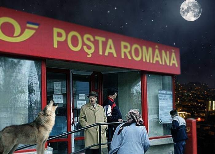 S-a deschis o Poştă non-stop, pentru cei care vor să fie umiliţi la orice oră