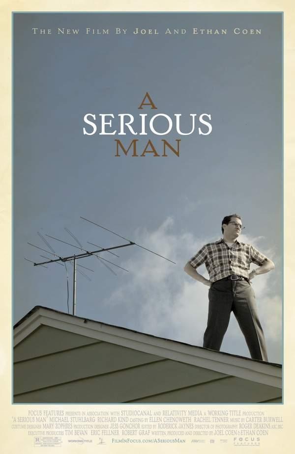 """""""Un om serios"""", o comedie prea seriosă"""