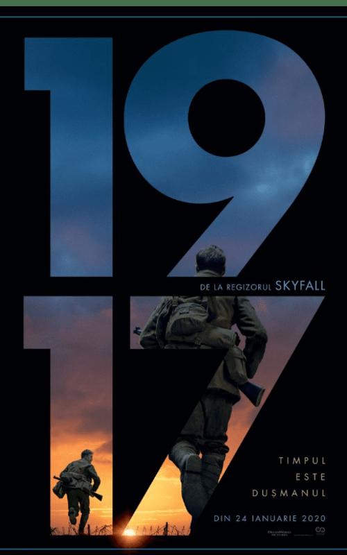 """1917 (2019) – """"Războaiele mânjesc totul, dar purifică memoria"""""""