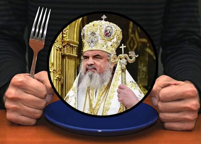 Asta da evlavie! Patriarhul Daniel ajută familiile nevoiaşe să ţină post negru, luându-le banii
