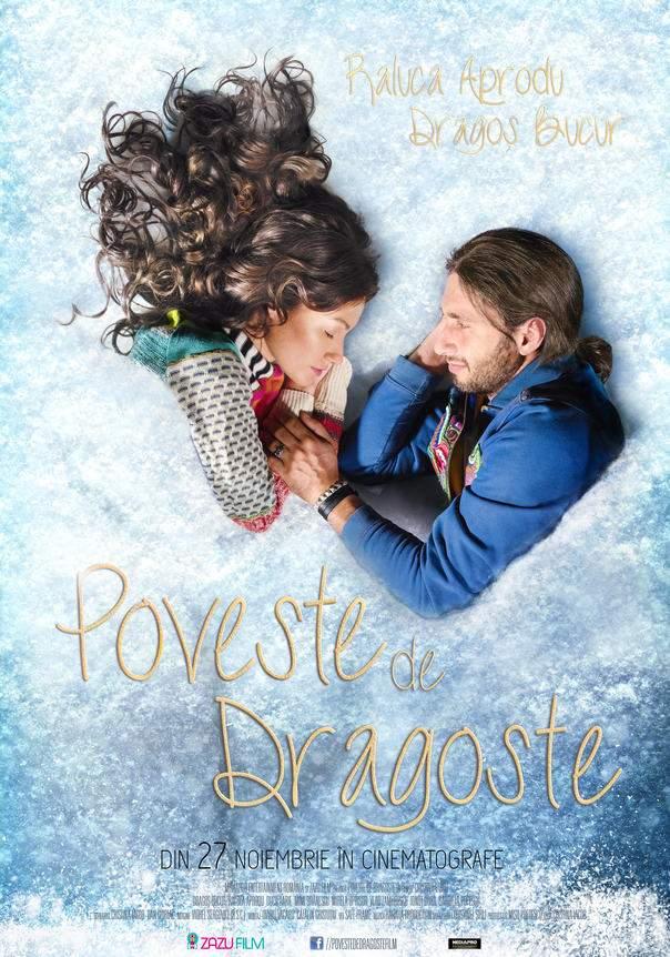 Poveste de dragoste (2015) – Dragoș Bucur s-a fript cu ciorbă!!!