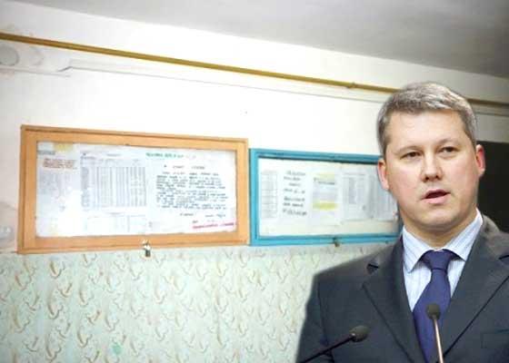 Predoiu, pe locul 3 și la alegerile pentru şef de scară, după 2 candidaţi care nici nu stau în bloc