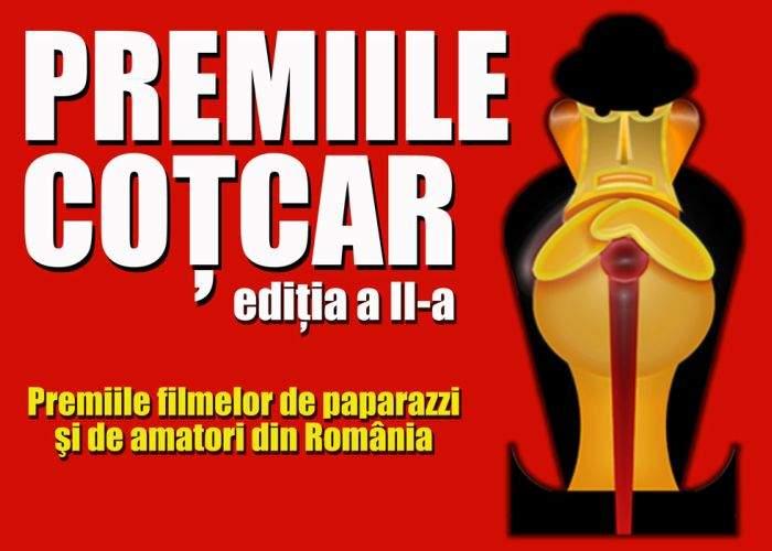 Gala filmuleţului românesc – Premiile Coţcar, ediţia a doua