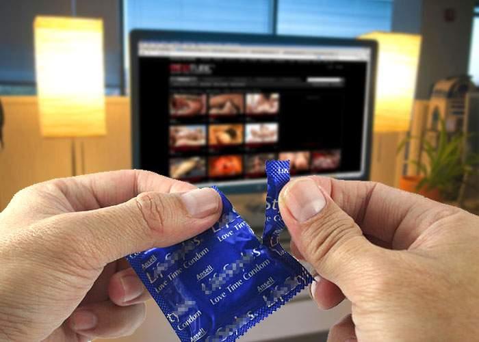 De teama viruşilor informatici, mulţi români poartă prezervativ când accesează site-uri porno