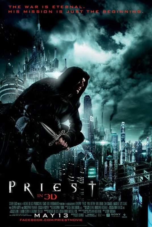 Priest – Numa' gura de vampirii ăştia!