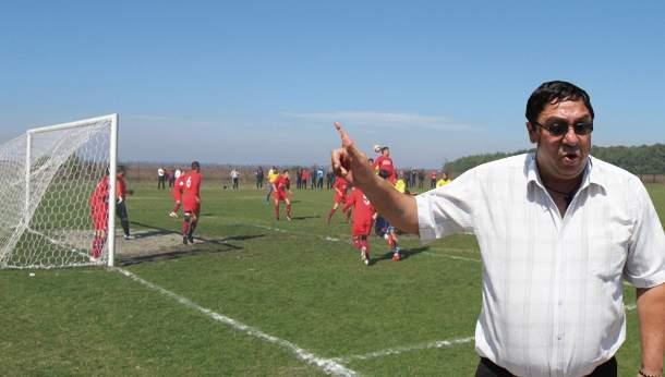 Caz grav de incompetență! Un primar din Ilfov încă n-a reușit să promoveze echipa satului în Liga I