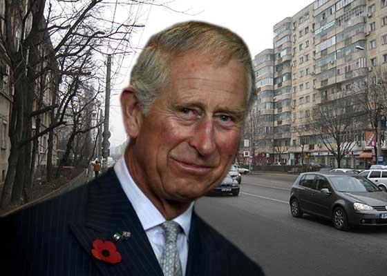 În vizită la Bucureşti, Prinţul Charles spune că vrea să salveze şi satul medieval Berceni