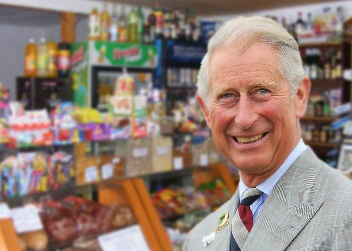 Secuii nu se dezmint! Prinţul Charles, refuzat după ce a cerut o pâine în engleză
