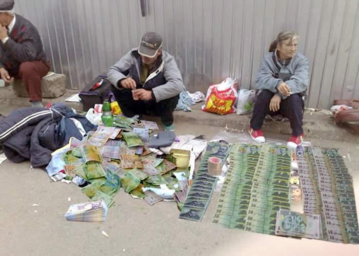Românii sunt atât de săraci încât au ajuns să trăiască din propriile lor salarii!