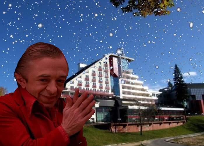 Zăpada, aşteptată de hotelierii din Poiana Braşov: La primul fulg triplăm preţurile!