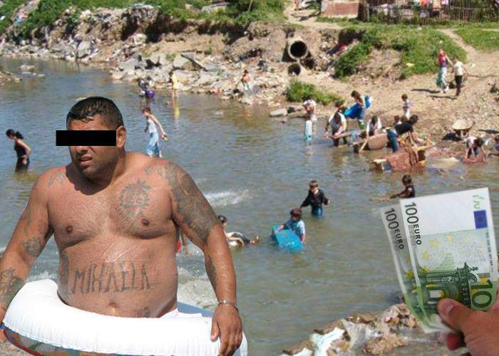 Programul Prima Baie naşte confuzii. Mii de români s-au spălat în râu şi acum cer 200 Euro