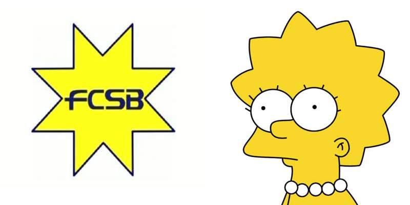 """Steaua ar putea pierde și noua siglă după ce creatorii """"The Simpsons"""" au dat în judecată clubul"""