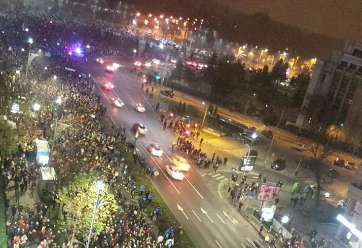 10 lucruri despre protestele de duminică seara