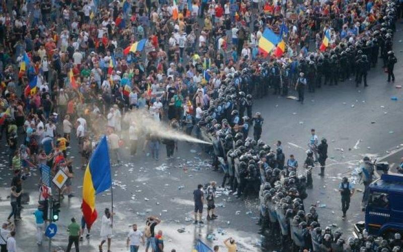 Detalii șocante în Dosarul 10 august: protestatarii au fost bătuți și gazați de jandarmi