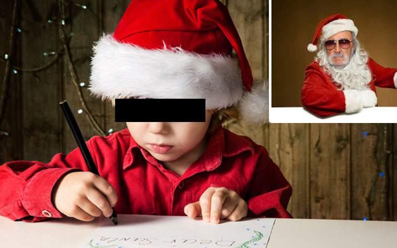 Copiii vor cadouri tot mai scumpe după ce PSD s-a lăudat că i-a mărit pensia Moşului