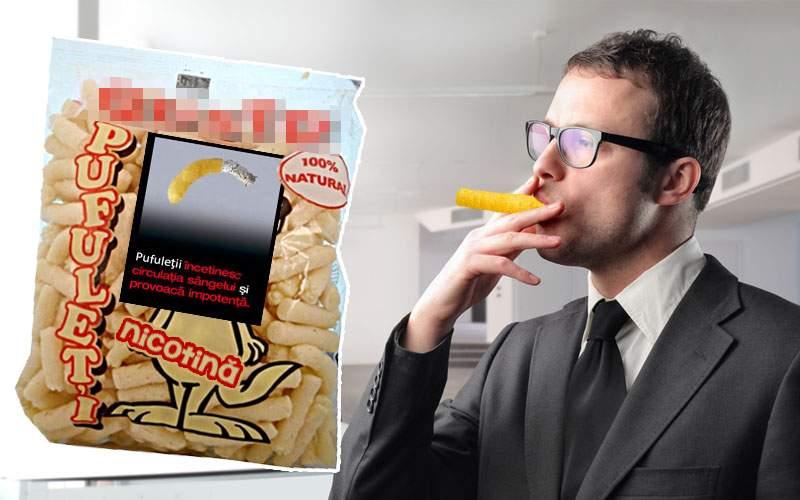 Au apărut pufuleţii cu nicotină, pentru corporatiştii care nu vor să iasă la ţigară