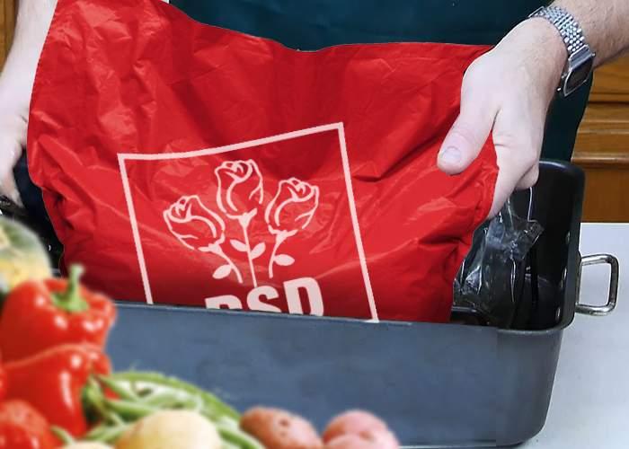 Obicei străbun! În Teleorman, de Revelion se servește tradiţionalul pui la pungă cu PSD