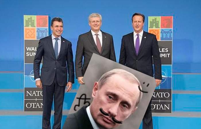Rusia tremură! Zece sancțiuni fără precedent decise la summitul NATO