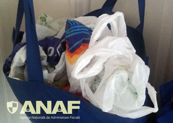 Proiect de lege: dacă ai mai mult de 100 de pungi de plastic, trebuie să le treci în declaraţia de avere