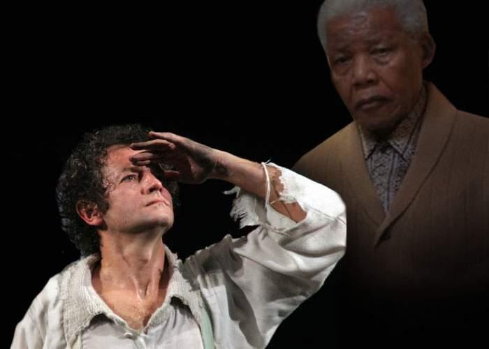 Dan Puric se plânge că-i tot apare Nelson Mandela în vis şi-i spune să ucidă oameni albi