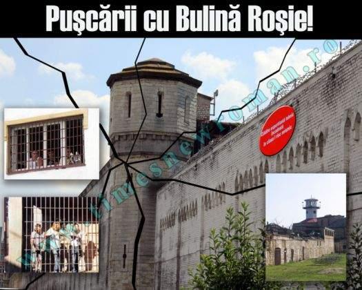 SOS închisorile din România: bulină roşie de risc seismic