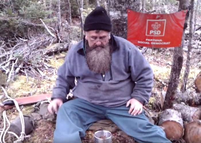 Un pesedist penal stă de 1 an ascuns în munţi, că încă n-a aflat că au demis-o pe Kövesi