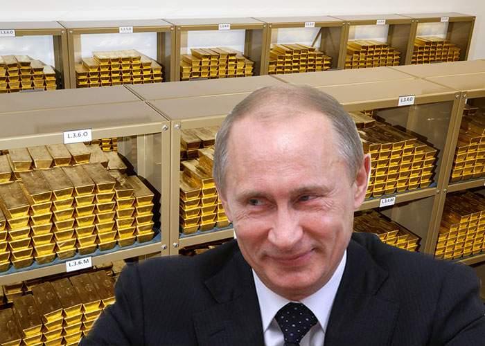 Vești bune din Rusia! Datele noastre personale sunt în același seif cu tezaurul