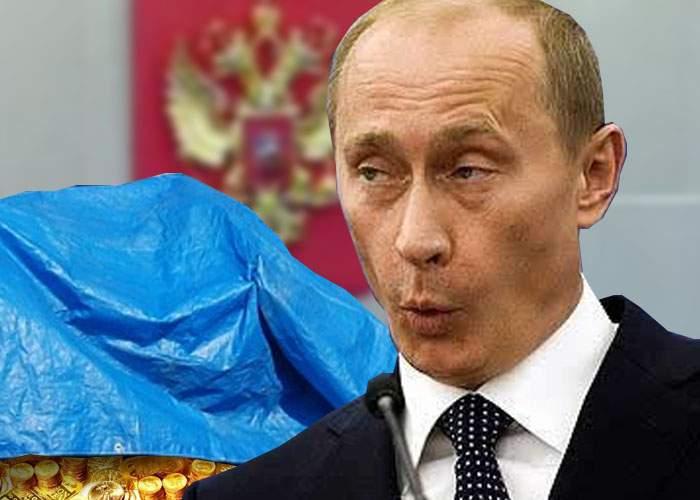 Ca să scape de gura occidentalilor și americanilor, Putin a trecut Crimeea pe numele copiilor